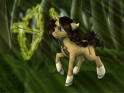 Collaboration - The Mockingjay Pony