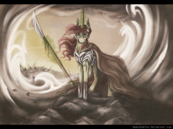 Pony art from HannibalVox