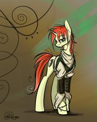 Pony art from NastyLady