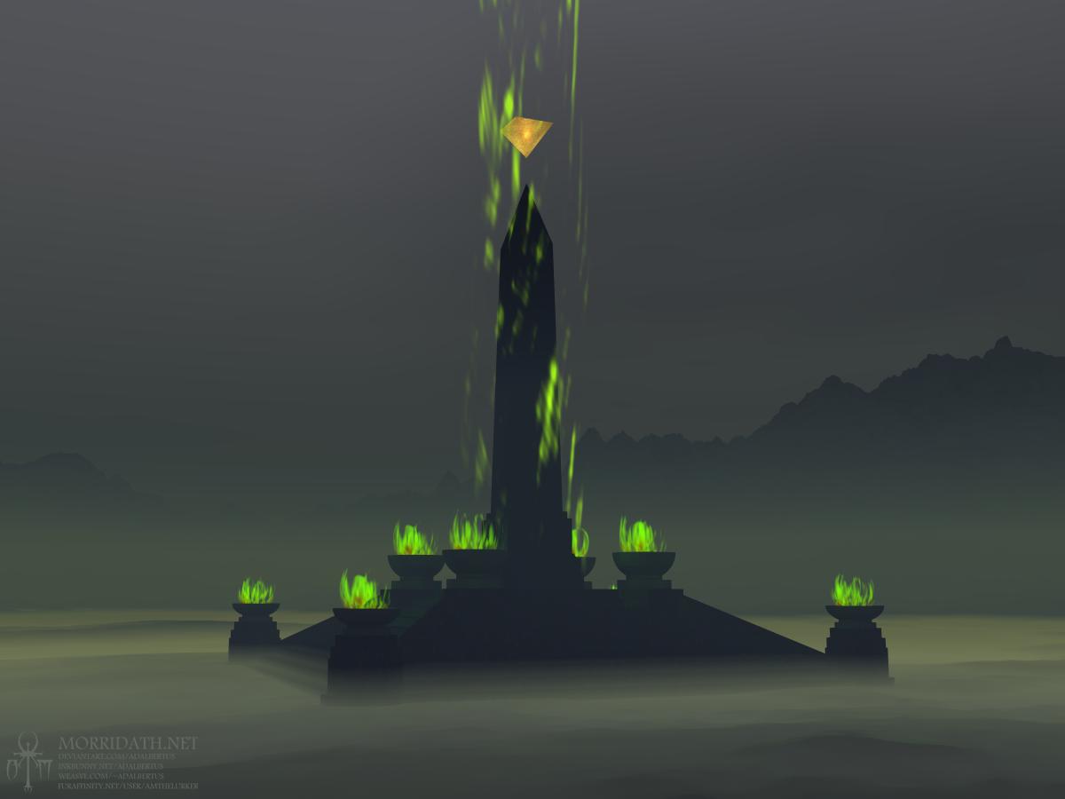 Dark Obelisk