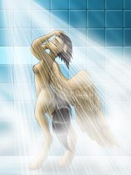 Hot hot shower