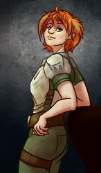 Amber from Monere-lluvia