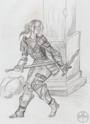 Mara the assassin